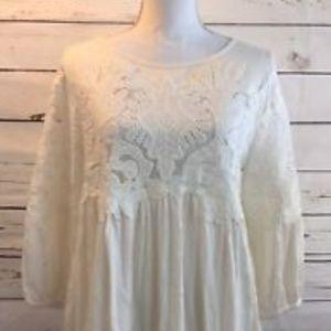 COPY - Anthropologie Deletta blouse